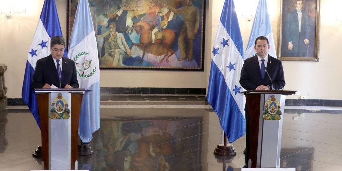 Guatemala y Honduras unen esfuerzos para atender causas de la migración e investigar caravanas