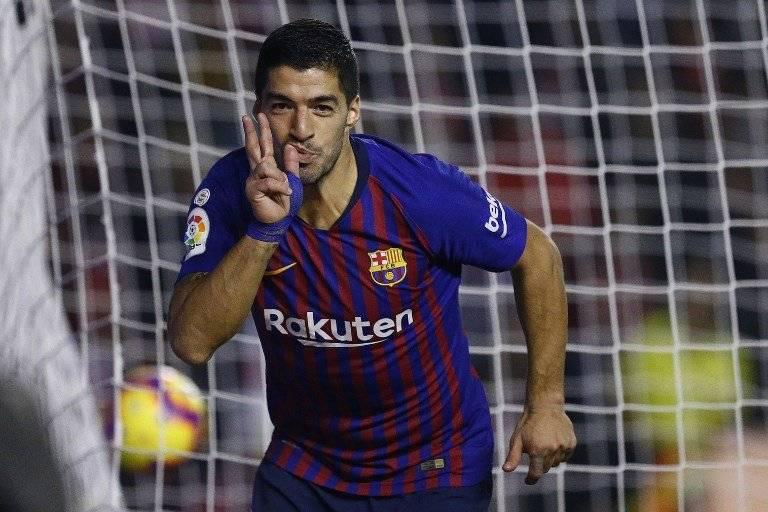 Gol de Luis Suárez