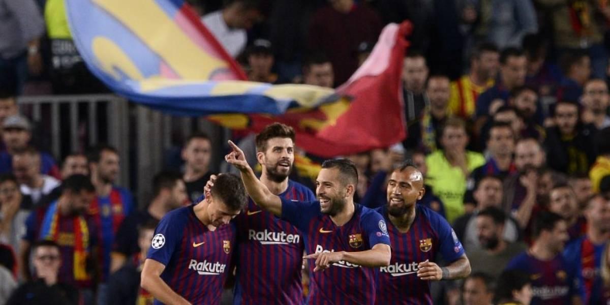 ElBarcelona busca sellar su boleto a octavos de la Champions League