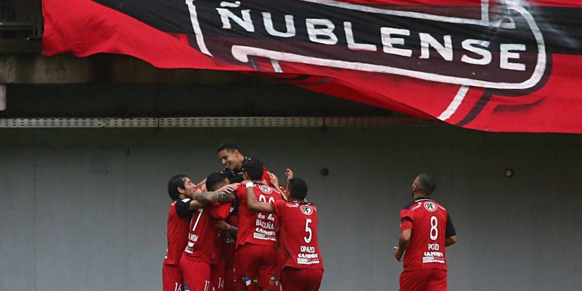 """En Ñublense reconocen """"pacto de empate"""" con Copiapó para no descender: """"Es algo normal en el fútbol"""""""