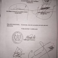 decreto 23-2018 reformas al delito de financiamiento electoral ilícito