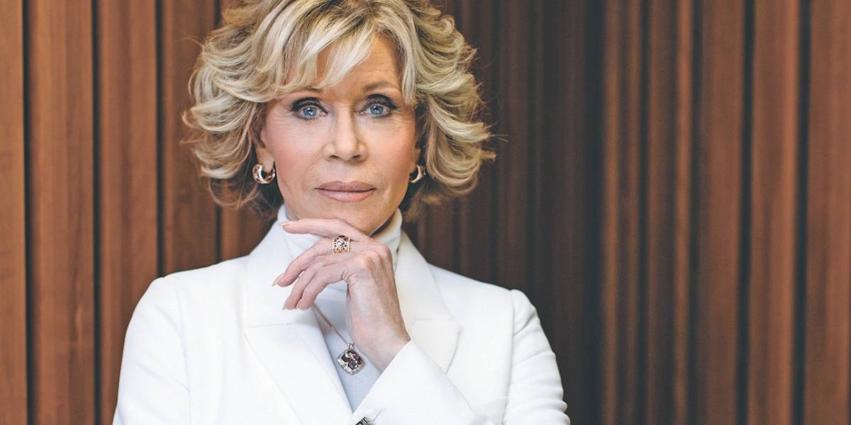 Jane Fonda relembra casinho com Marlon Brando: 'Decepcionante'
