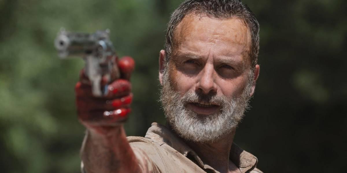 The Walking Dead: Andrew Lincoln vai voltar como Rick Grimes em trilogia de filmes