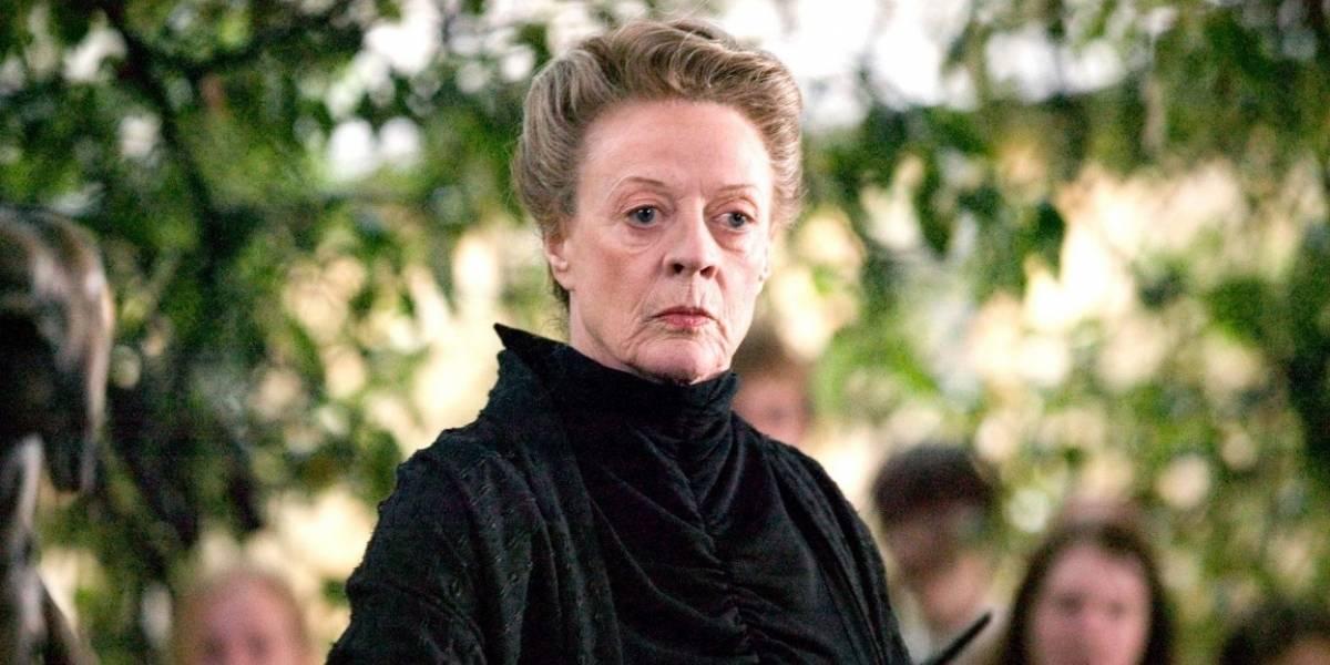 Minerva McGonagall estará em Animais Fantásticos: Os Crimes de Grindelwald