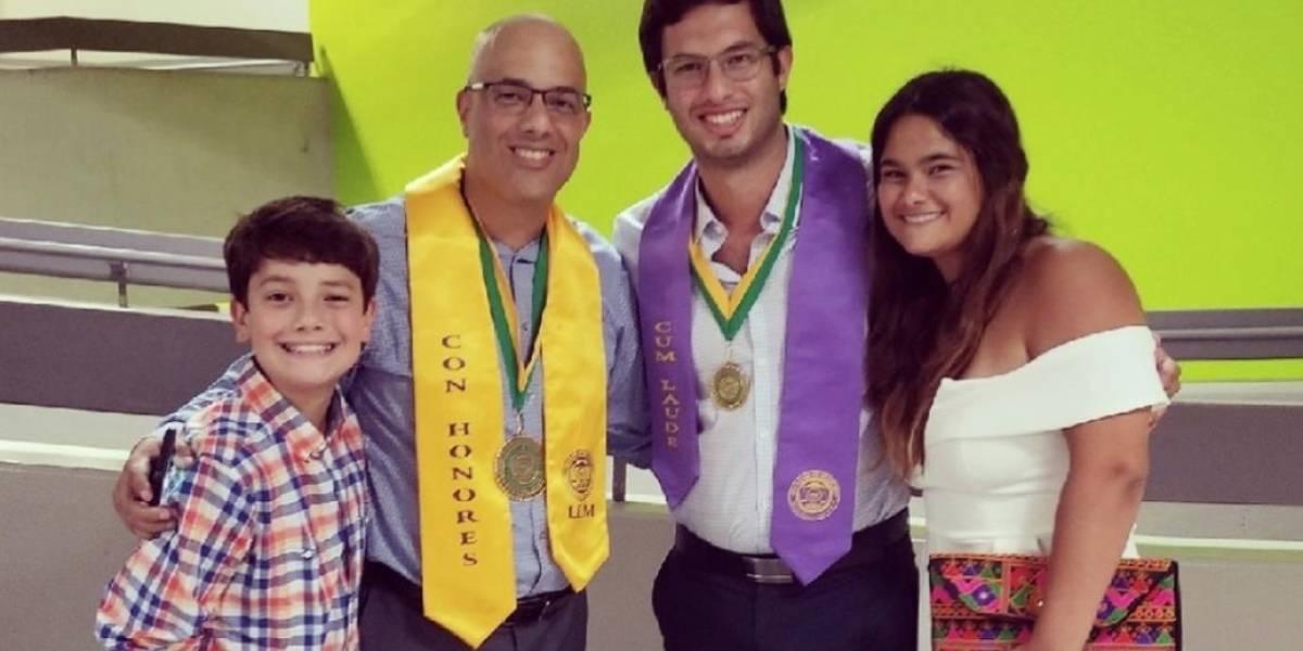 Hija de Héctor Ferrer envía mensaje tras la muerte de su padre