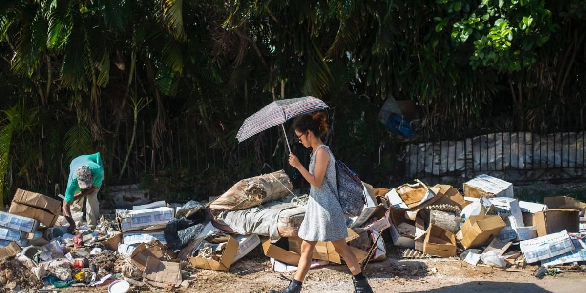 Cuba busca socios foráneos para recoger basura en La Habana