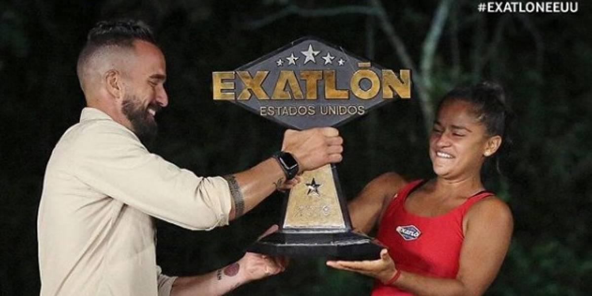 Esto es lo que hará la ganadora de Exatlón con premio de $200 mil