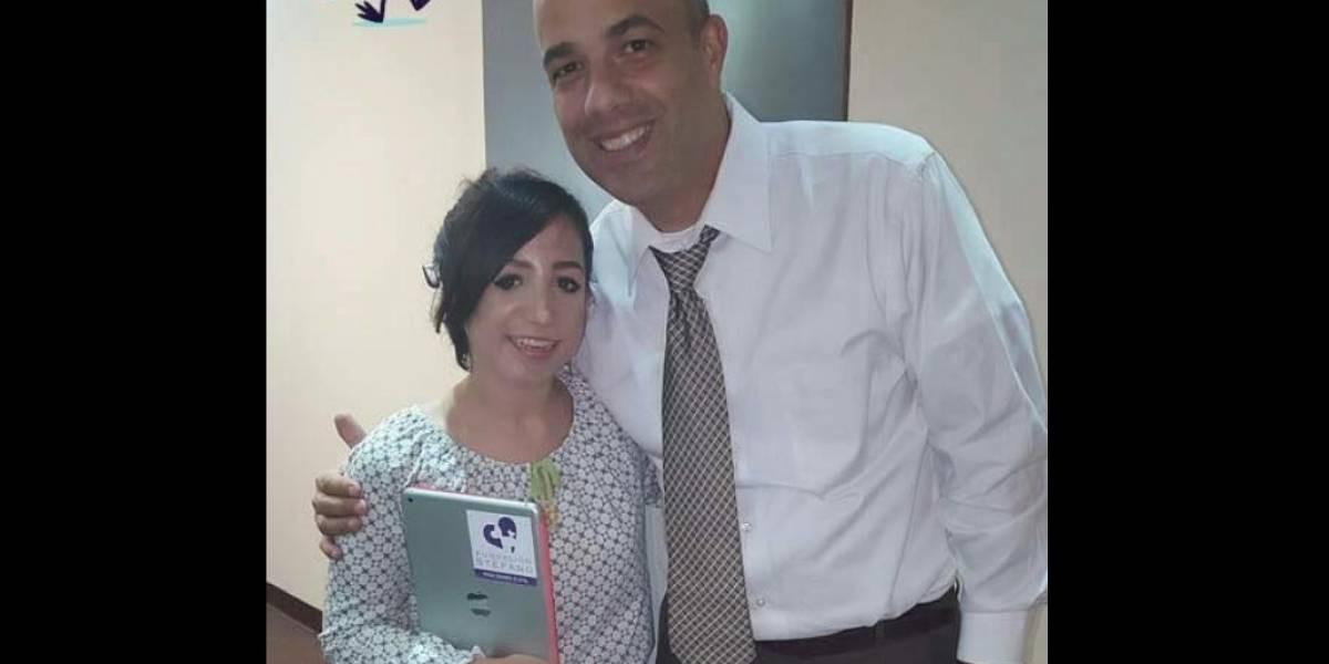 Tiffany Ann recuerda gesto de Héctor Ferrer y pide cantar en su funeral