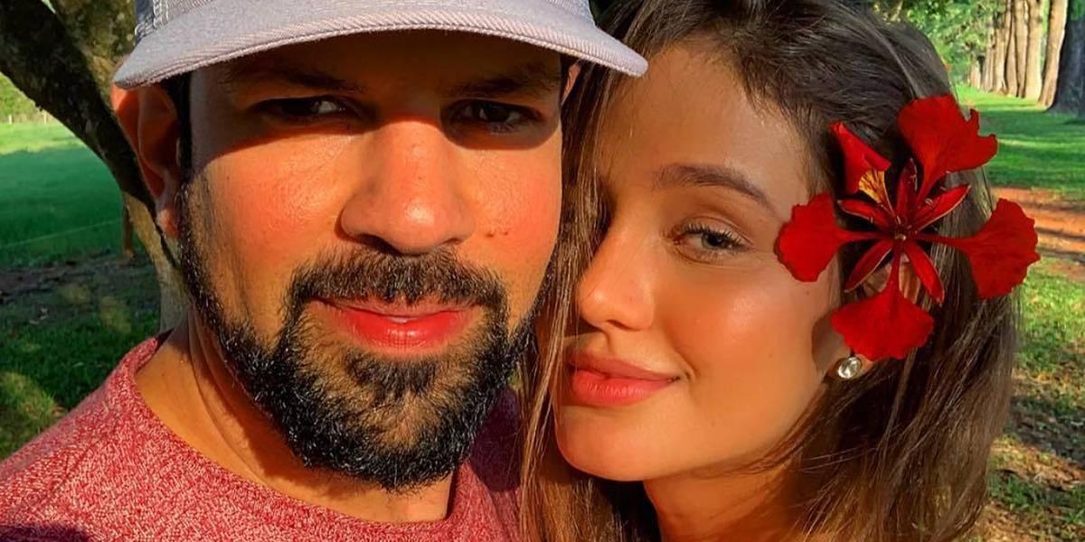 Sertanejo Sorocaba assume namoro com Miss Distrito Federal 2018