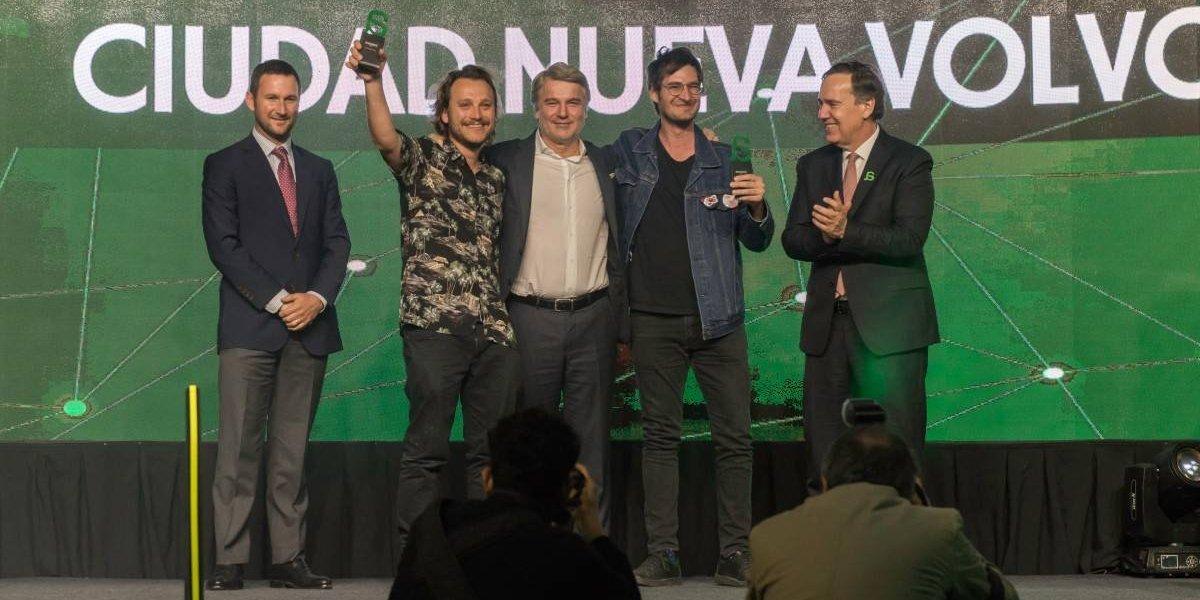"""Volvo Cars Chile premia a la innovación al festival """"Hecho en casa"""""""