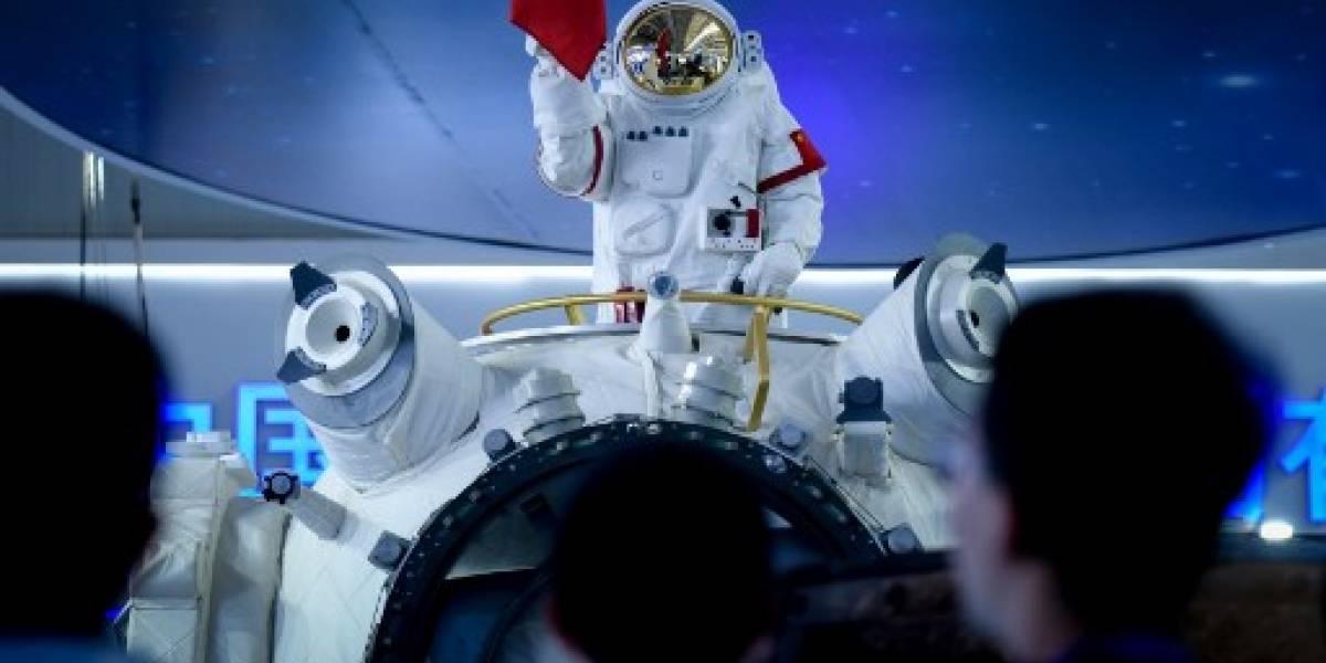 """China presenta su futura estación espacial """"Tiangong"""""""