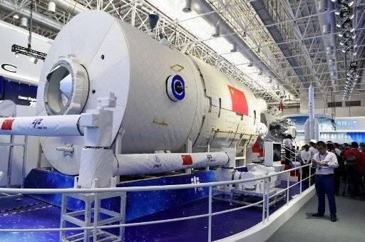 Cómo será el Palacio Celeste, la estación espacial que lanzará China en 2022