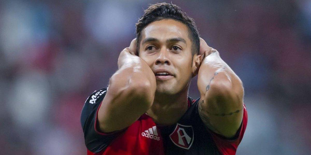 Atlas tiene la peor ofensiva de la Liga MX