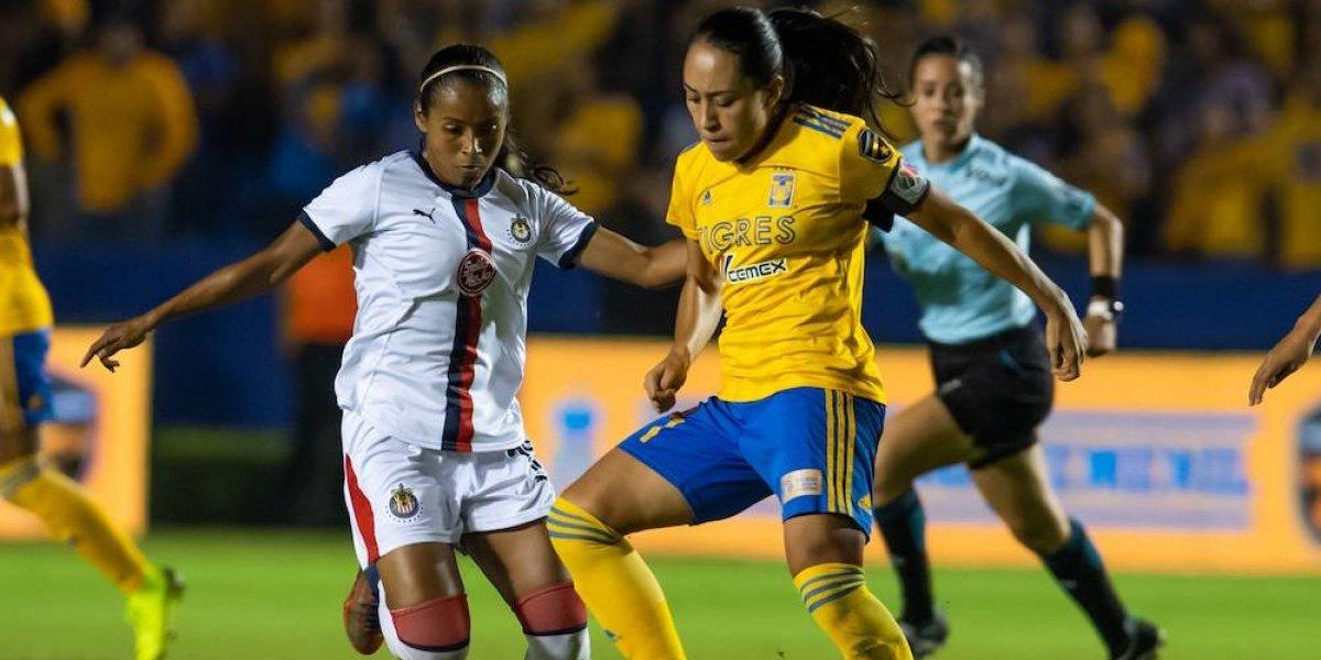Chivas vs. Tigres puede ser un Clásico en Liga MX Femenil