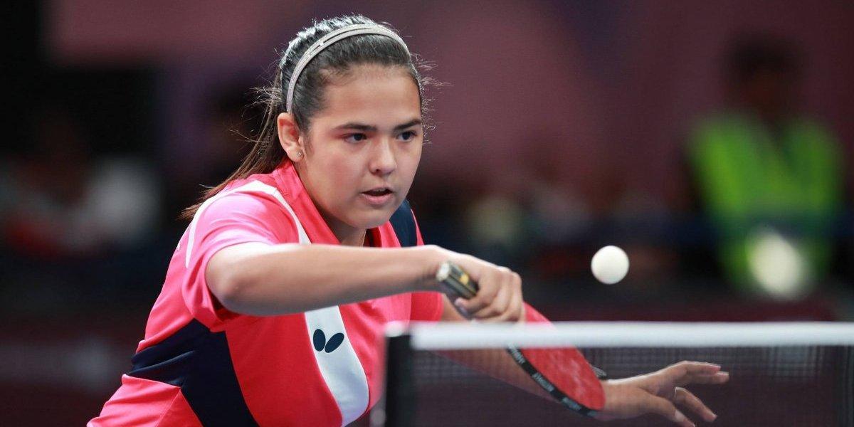 Adriana Díaz abre con victoria participación en Austria