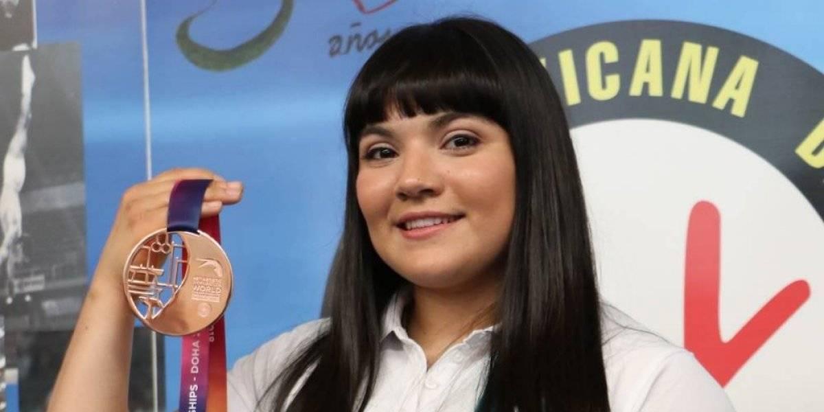 Alexa Moreno, descartada para los Juegos Panamericanos de Lima 2019