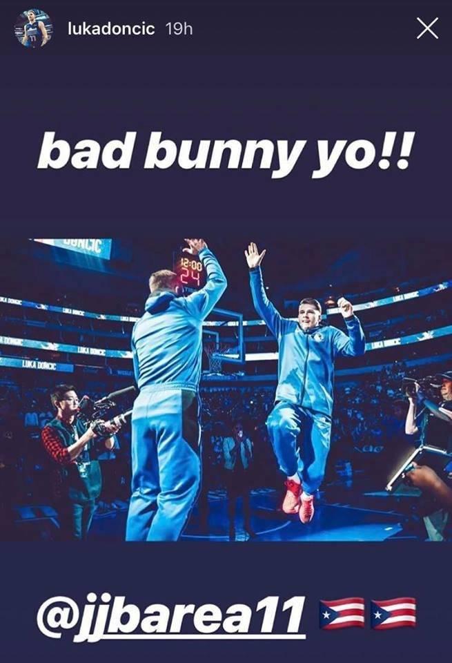 Bad Bunny Luka
