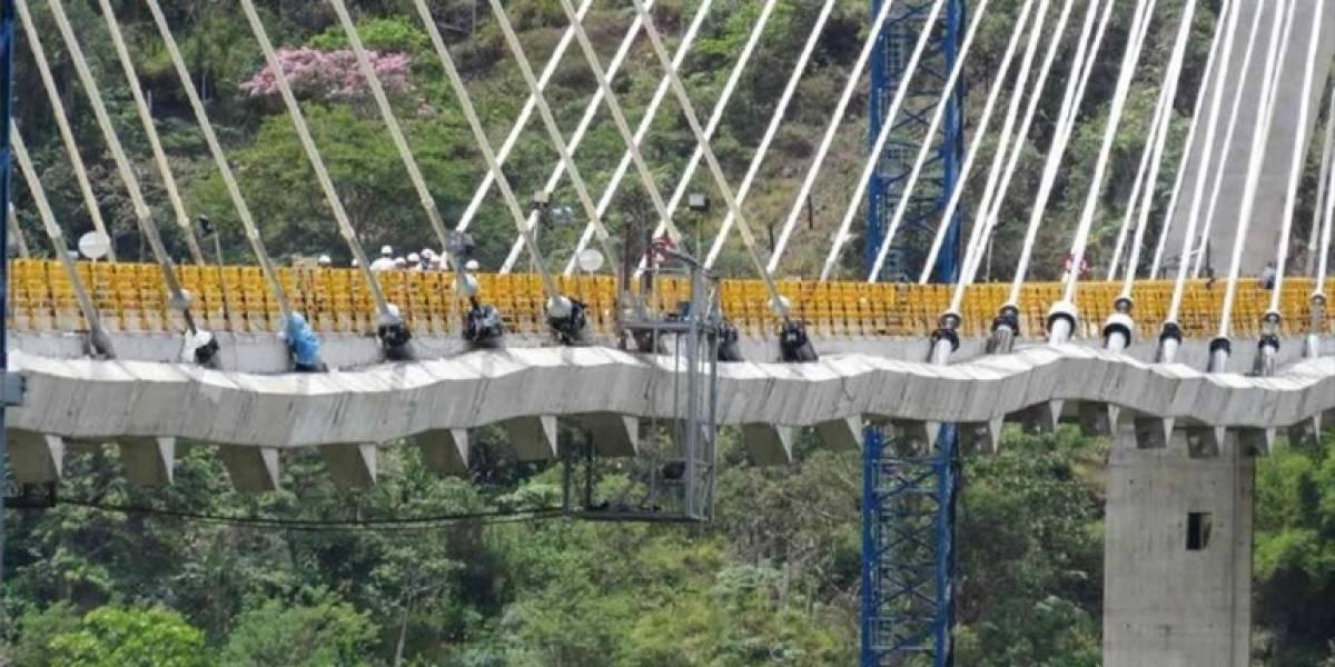Polémica por construcción del puente Hisgaura en Santander