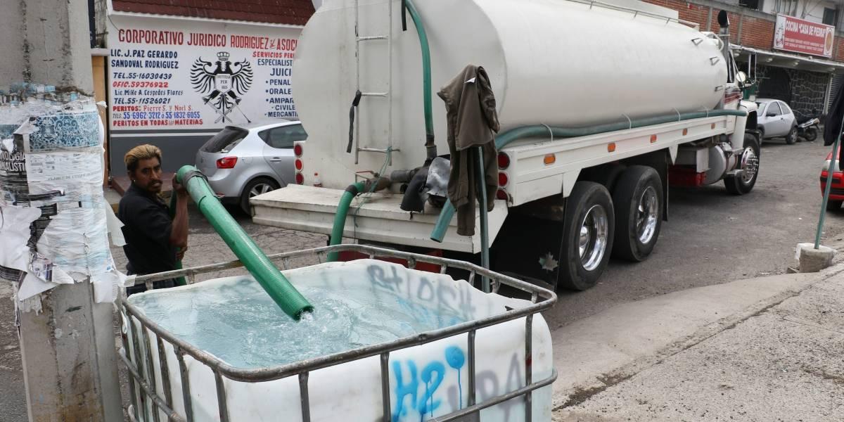 Capitalinos a favor de regular el uso del agua