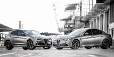 Alfa Romeo Giulia y Stelvio