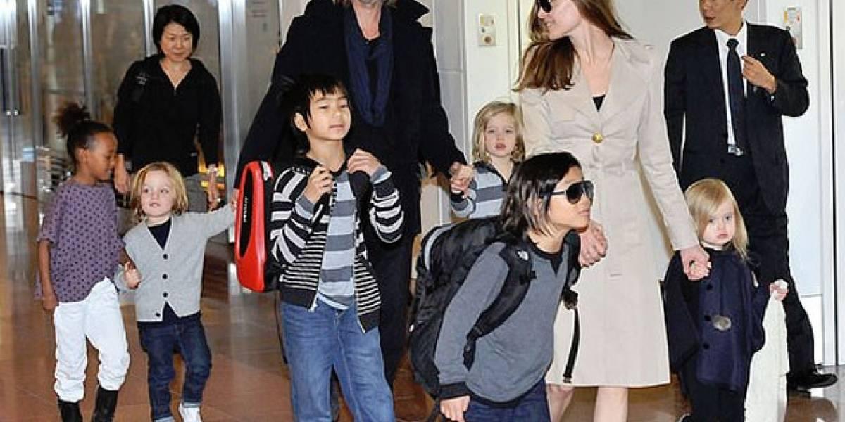 Brad Pitt y Angelina Jolie ya tienen fecha de juicio por la custodia de sus hijos ¡La lucha no se detiene entre ambos!