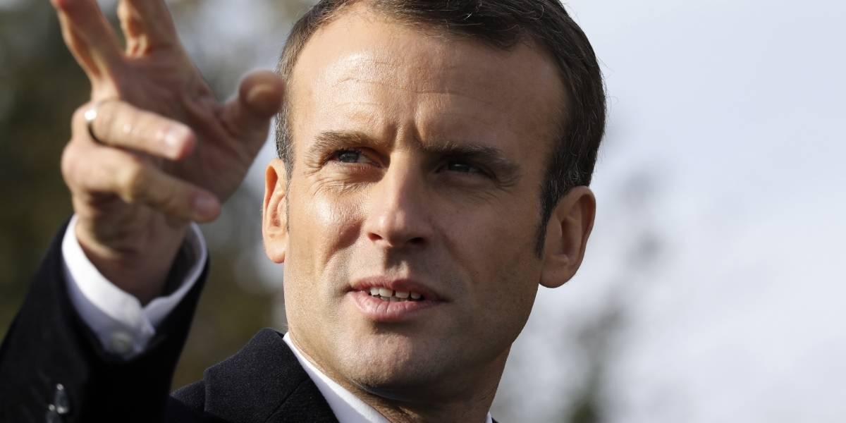 "Para no ""depender únicamente de EEUU"": Macron asegura que necesitan ""un verdadero ejército europeo"""
