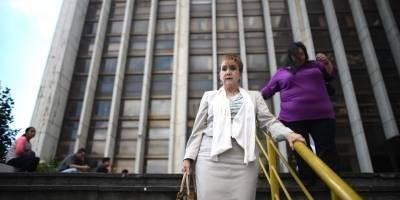 magistrada Blanca Stalling