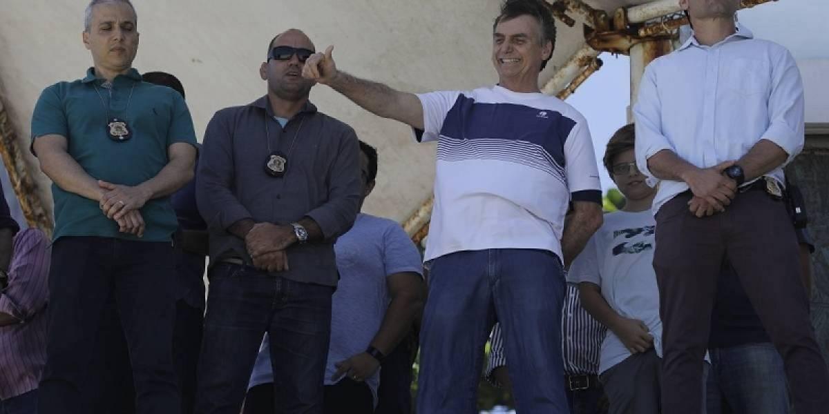 """""""Puros machitos"""" en el gabinete de Bolsonaro"""