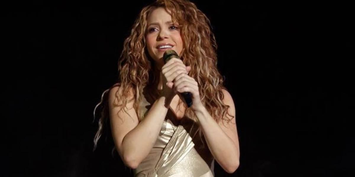 VIDEO: Así ha cambiado el acento de Shakira