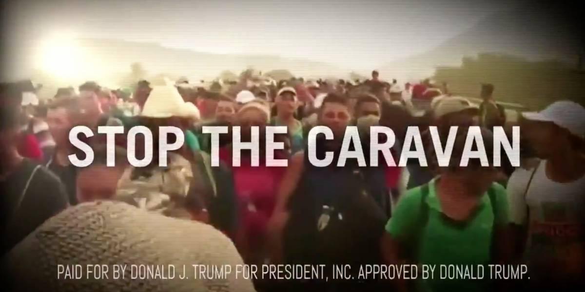 "Por ""racista"" e ""insensible"": un grupo de medios dejan de transmitir anuncio de Donald Trump"