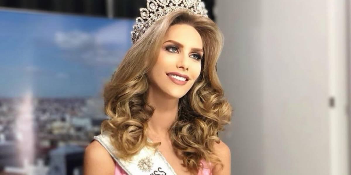 Foto de Miss España desnuda revoluciona las redes