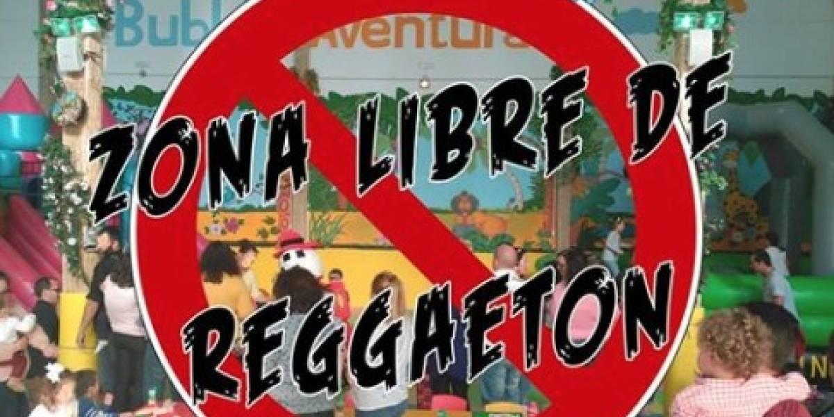 """""""Zona libre de reggeaton"""": parque de juegos infantiles lo prohíbe por """"su menosprecio de la mujer"""" y se ganaron los aplausos de Facebook"""