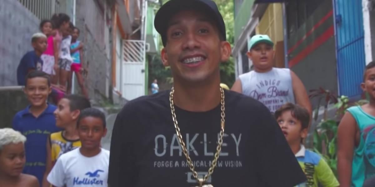 MC Rodson é baleado em tiroteio no Rio; dois morreram