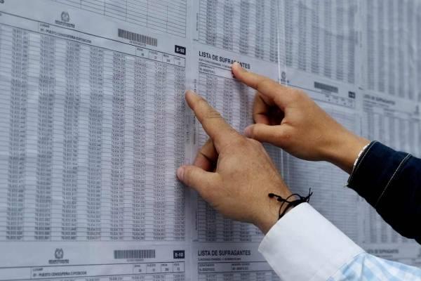 Censo en Colombia.