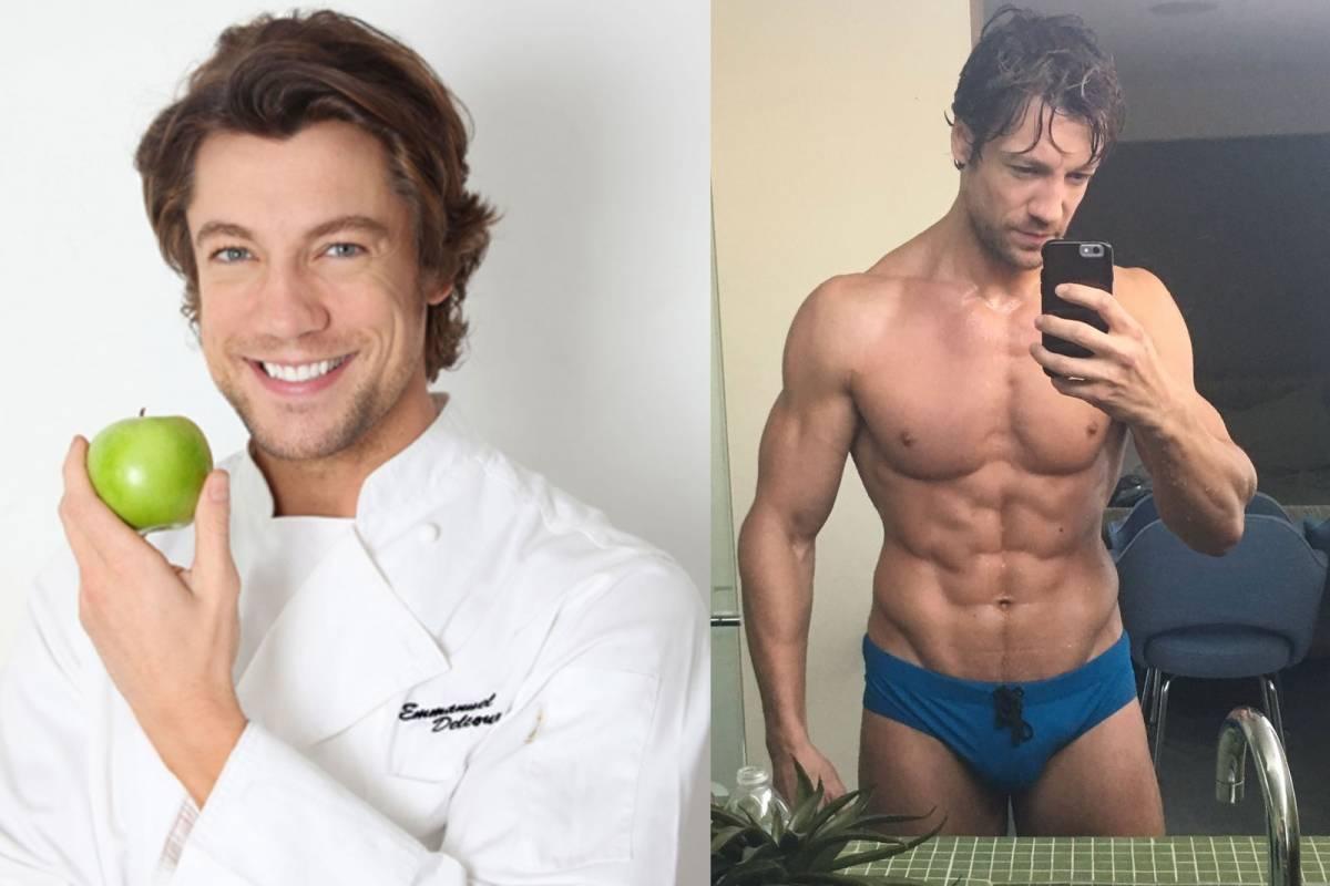 Actor Porno Espontanea el guap�simo chef franc�s que lo dej� todo para dedicarse al