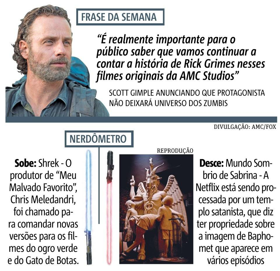 Coluna Omelete 7 de novembro de 2018