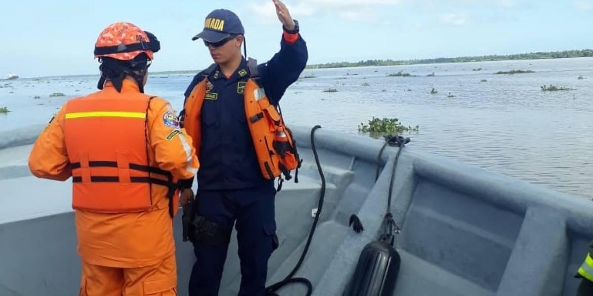 Hallan el cuerpo de niña de cinco años que fue arrastrada por arroyo en Barranquilla