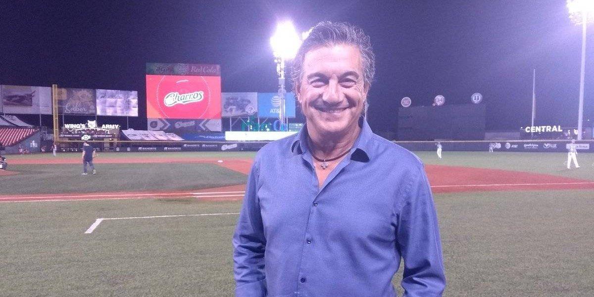 VIDEO: Rubén Omar Romano deja el futbol por el béisbol