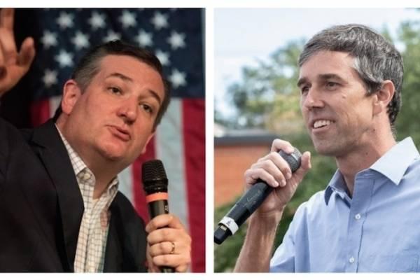 Ted Cruz y Beto O