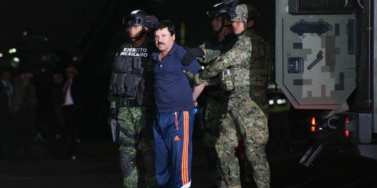 """La serie de """"El Chapo"""" tiene un nuevo capítulo en la vida real"""