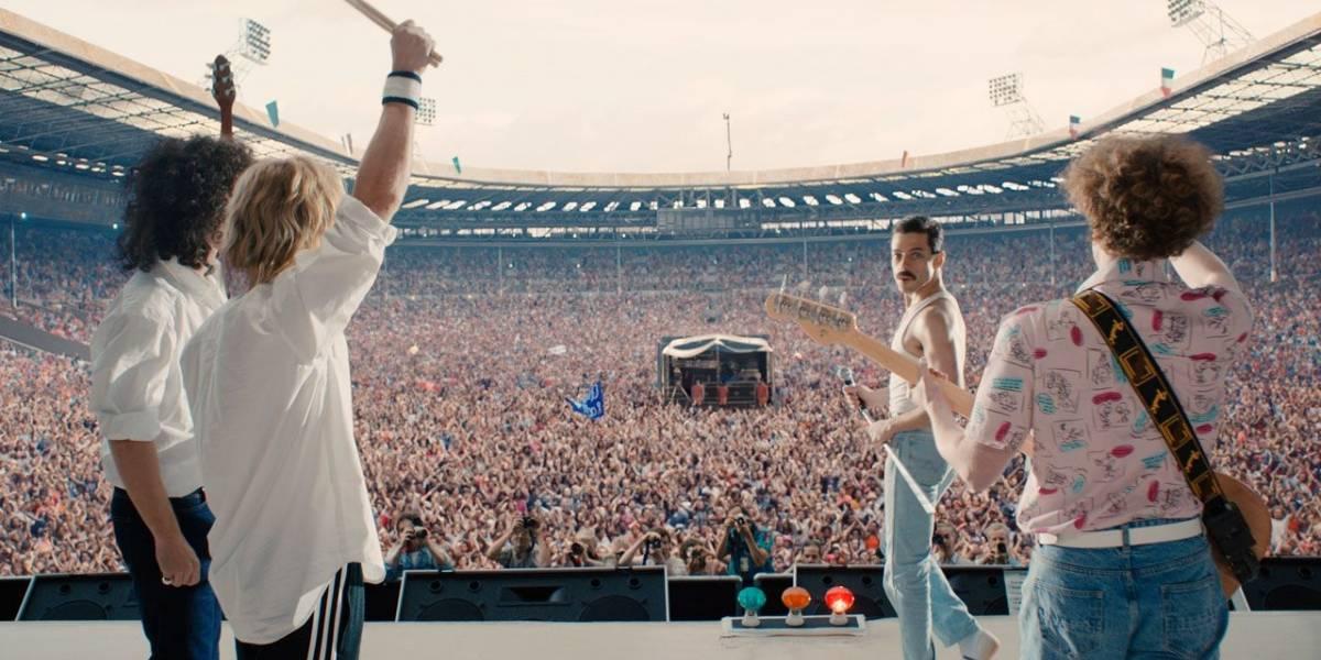 La banda sonora de la película Bohemian Rhapsody ya está disponible para los fanáticos de Queen