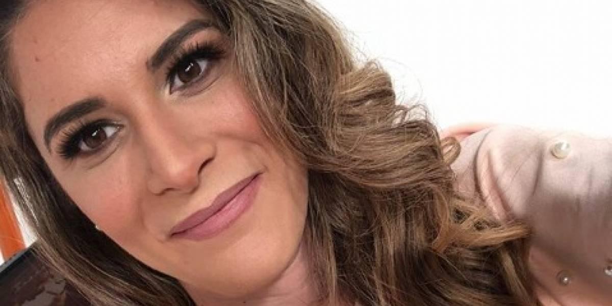 La fotografía de Gaby Díaz que llamó la atención de los usuarios en Instagram