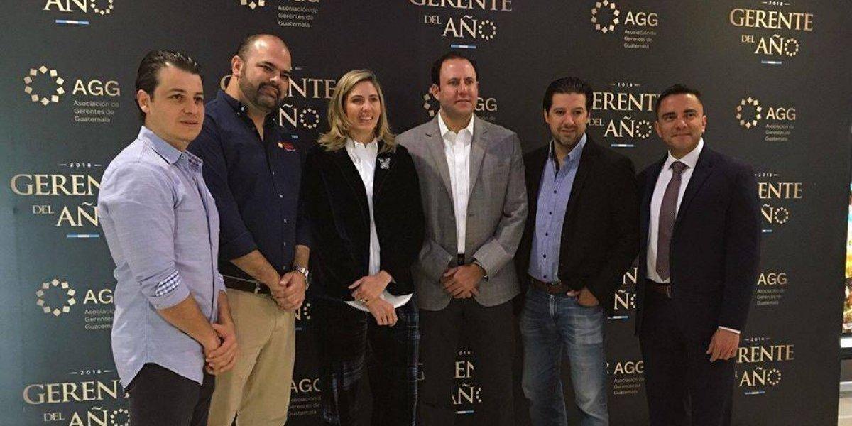 Dan a conocer a los guatemaltecos nominados a Gerente del Año 2018