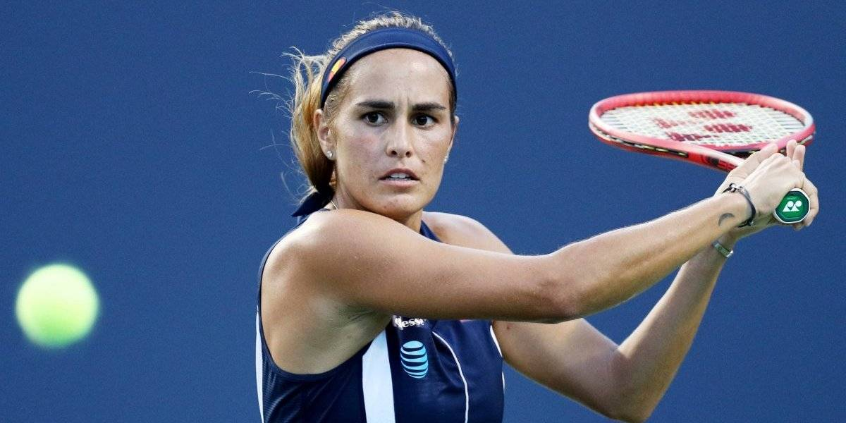 Mónica Puig adelanta a Cuartos de Final en Charleston