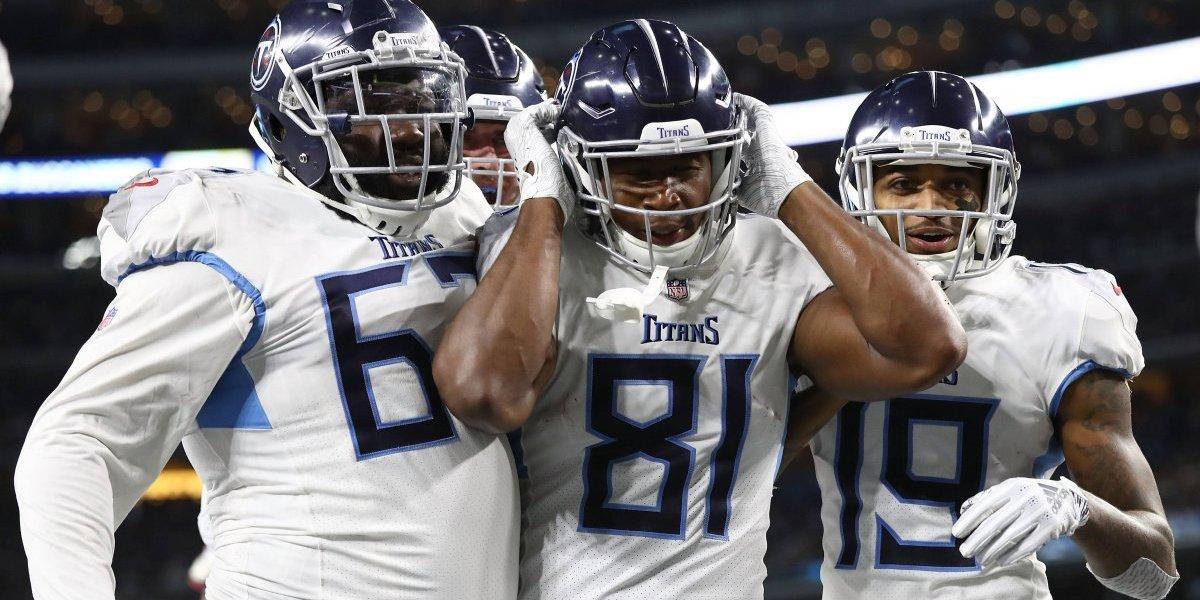 Titans corta racha perdedora y deja en crisis a Cowboys