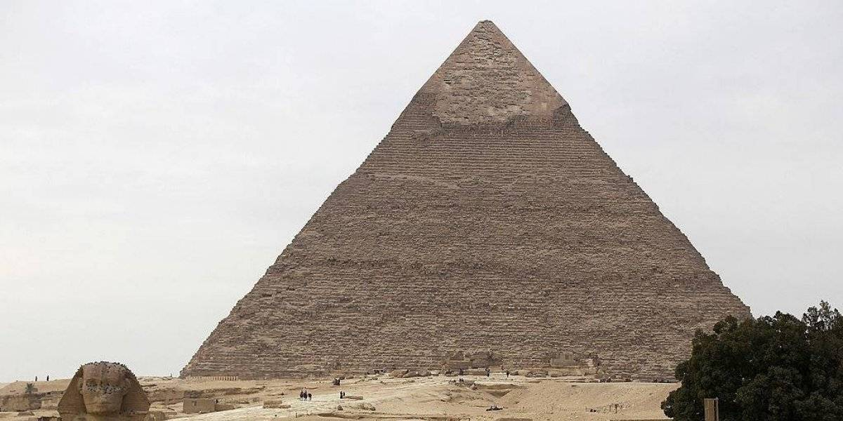 No fueron los ovnis: el hallazgo que podría revelar el misterio de las pirámides egipcias