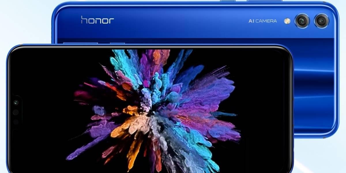 Ya llegó a Colombia el nuevo Honor 8X: Conoce sus características