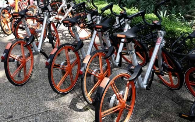 Las bicicletas sin anclaje han generado molestias a los vecinos. Cortesía.