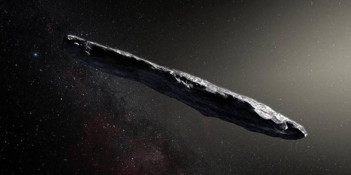 Misterioso objeto interestelar sería una nave extraterrestre según expertos de Harvard