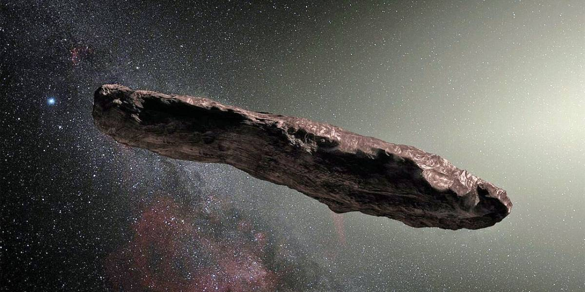 ¿Una nave extraterrestre intergaláctica? Harvard abre controvertido debate sobre el origen de Oumuamua